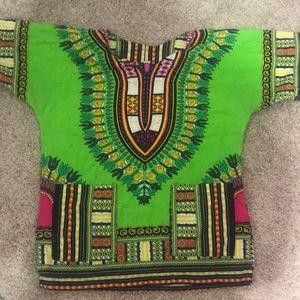 100% handmade west African dashiki